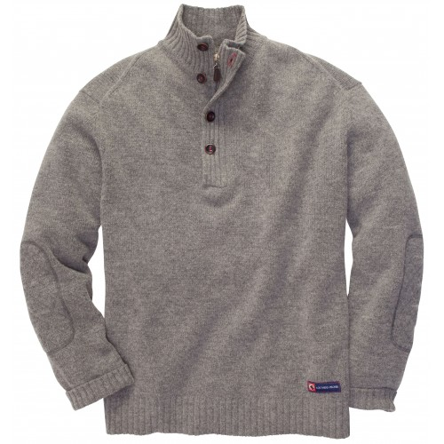 Boone Sweater: Grisaille